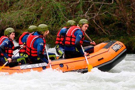 rafting-asturias